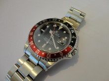 16710 Rolex GMT repair and overhaul